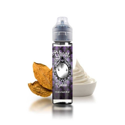 SADAKO 60ml GHOST Shake and Vape