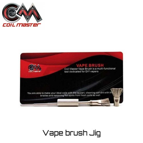 Coil Master Vape Brush - Βουρτσάκι
