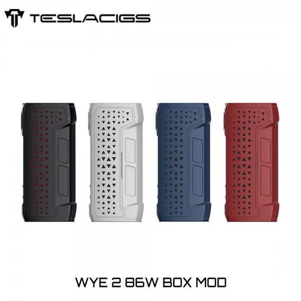 Tesla WYE 2 86W Box Mod