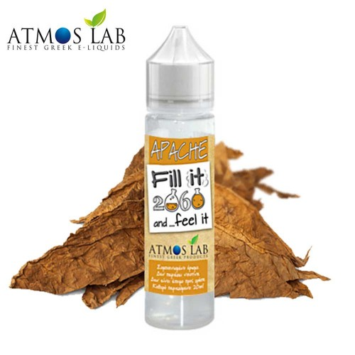 Apache ATMOS LAB Fill It Shake and Vape 20/60ml