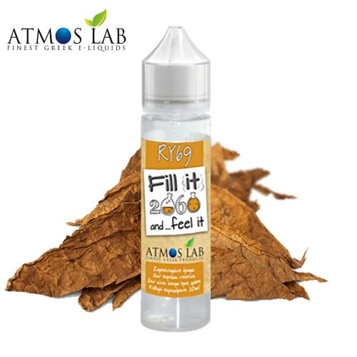 RY69 ATMOS LAB Fill It Shake and Vape 20/60ml