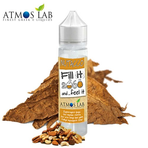 Nutacco ATMOS LAB Fill It Shake and Vape