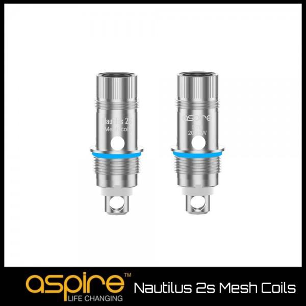 Aspire Nautilus BVC Mesh 0.7 Ohm Coils - Ανταλλακτική Αντίσταση