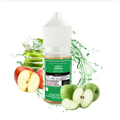 Glas Basix Juicy Apple - Nicotine Salts 20mg 10ml