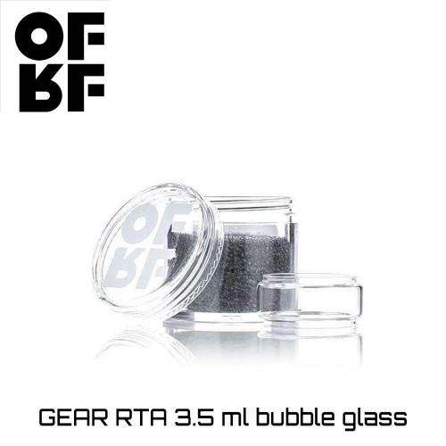 OFRF Gear RTA Bubble Glass - Ανταλλακτικο τζαμακι