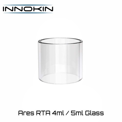 Innokin 5ml Ares MTL RTA Glass - Ανταλλακτικο τζαμακι 5ml