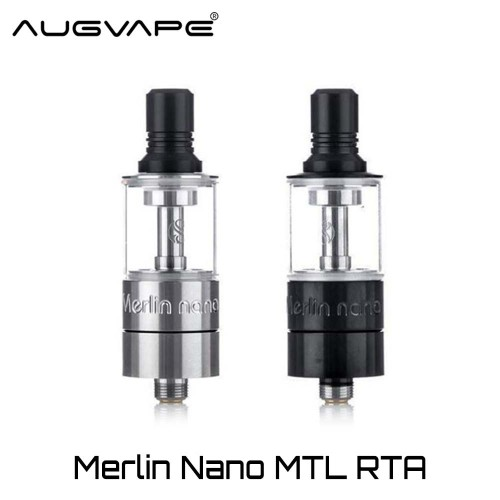 Augvape Merlin Nano RTA Επισκευασιμος Ατμοποιητης