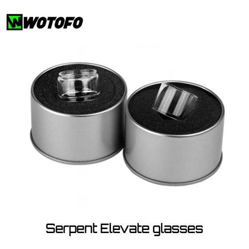 Wotofo Serpent Elevate RTA Glass - Ανταλλακτικο τζαμακι