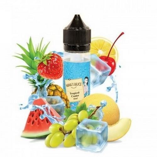 Tropical Cooler Nana's Sauce Shake & Vape