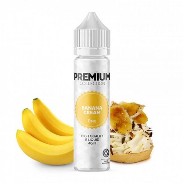 Banana Cream Alter ego Premium Shortfill