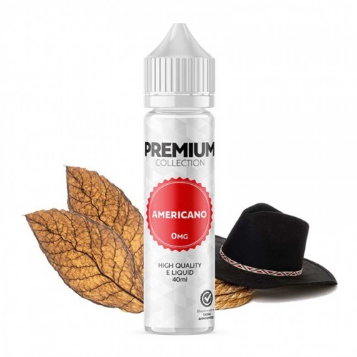 Americano Alter ego Premium Shortfill 40/60ml