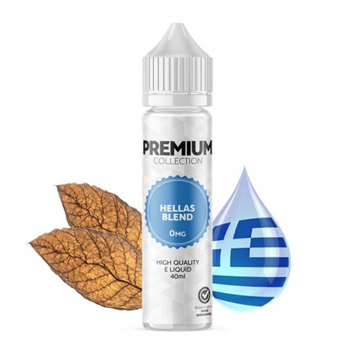 Hellas Blend Alter ego Premium Shortfill 40/60ml
