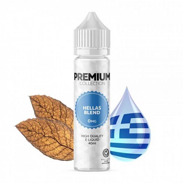 Hellas Blend Alter ego Premium Shortfill