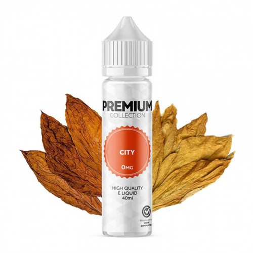 City Alter ego Premium Shortfill 40/60ml