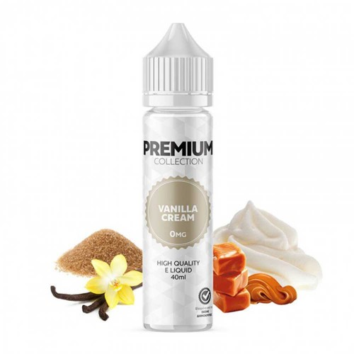Vanilla Cream Alter ego Premium Shortfill 40/60ml