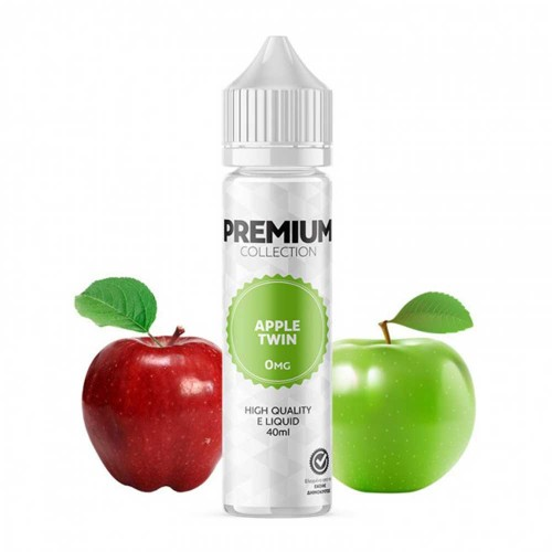 Apple Twin Alter ego Premium Shortfill 40/60ml