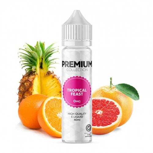 Tropical Feast Alter ego Premium Shortfill 40/60ml