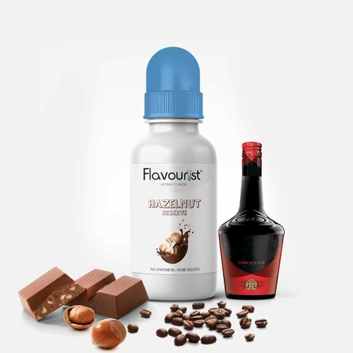 Hazelnut Reserve Flavourist Αρωμα 15ml