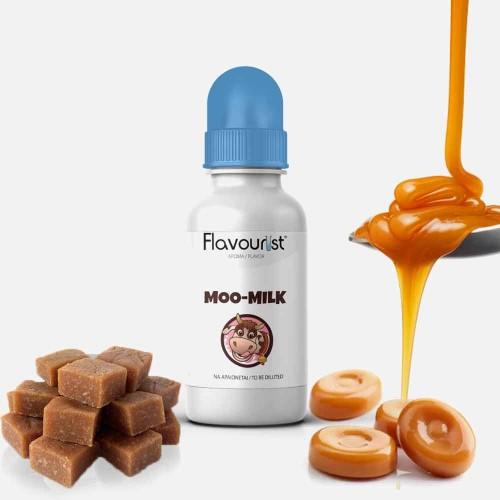 Moo-Milk Flavourist Αρωμα 15ml