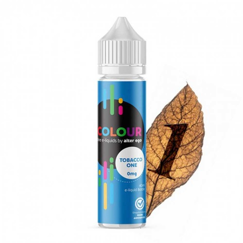 Tobacco One Alter ego Colours Shortfill 40/60ml