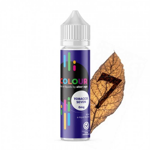 Tobacco Seven Alter ego Colours Shortfill 40/60ml