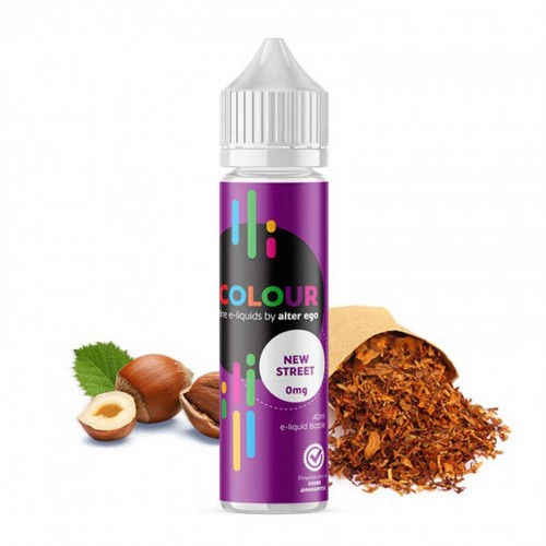 New Street Alter ego Colours Shortfill 40/60ml
