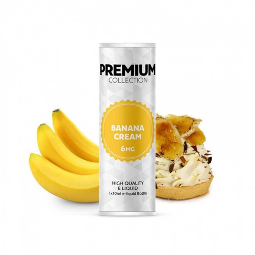Banana Cream - Alter eGo Premium 10ml
