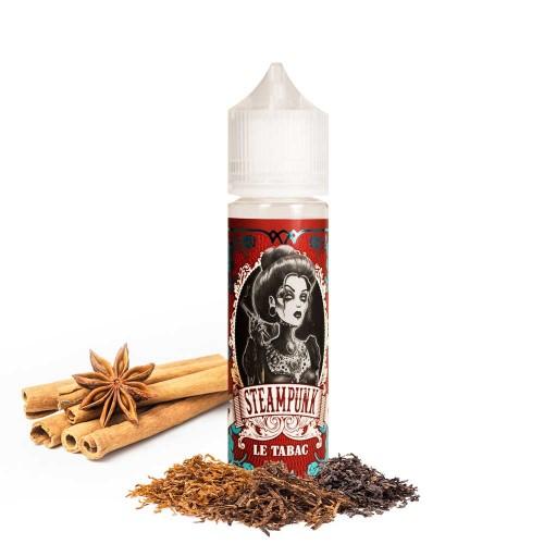 SteamPunk Le Tabac Flavor Shot 20/60ml