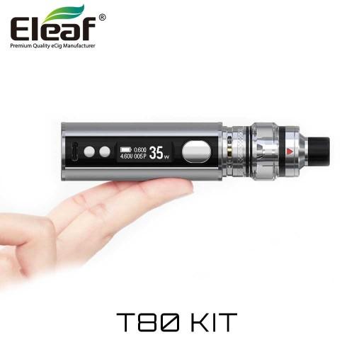 Eleaf iStick Τ80 Pesso Starter Kit