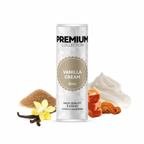 Vanilla Cream - Alter eGo Premium 10ml