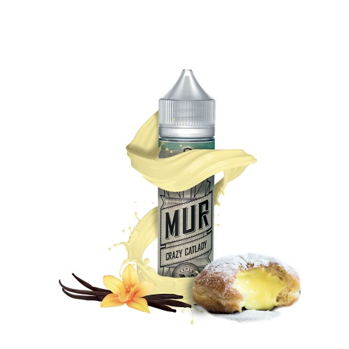 Vaplo MUR Crazy Cat Lady Flavor Shot