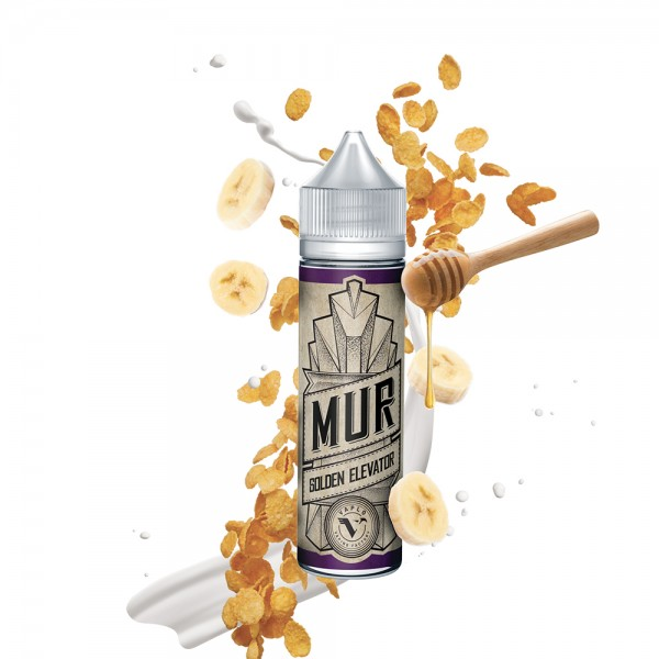 Vaplo MUR Golden Elevator Flavor Shot