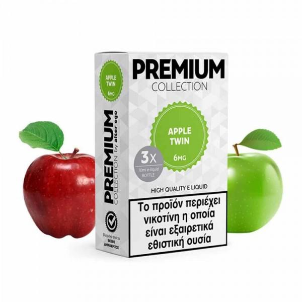 Apple Twin 3x10ml alter ego Premium