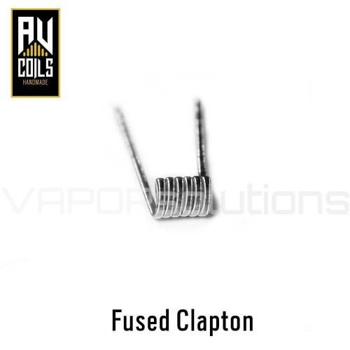 AV Coils Fused Clapton Ni80 0.17 Ohm Coils - Ετοιμες Αντιστασεις