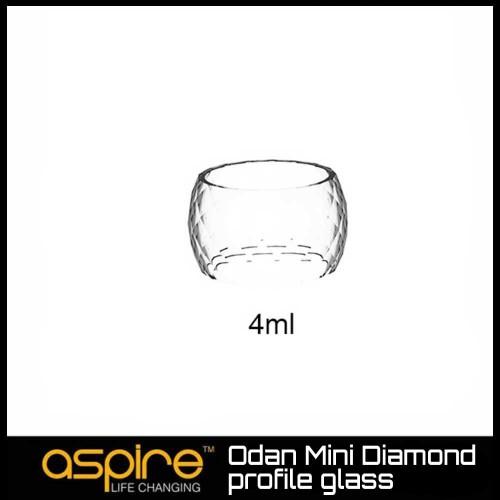 Aspire Odan Mini Diamond Profile Glass - Ανταλλακτικο Τζαμακι