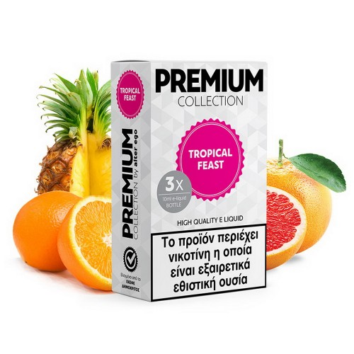Tropical Feast 3x10ml alter ego Premium