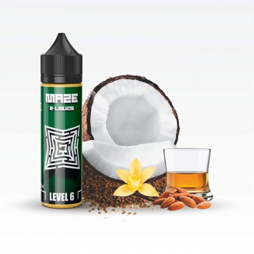 Level 6 Maze Flavor Shot 20/60ml