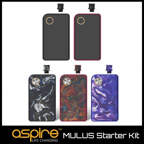 Aspire Mulus Starter Kit 2ml 80 Watt