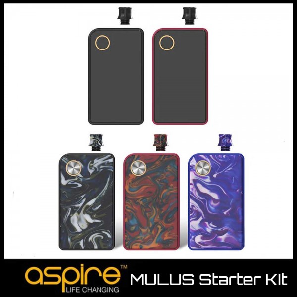 Aspire Mulus Starter Kit