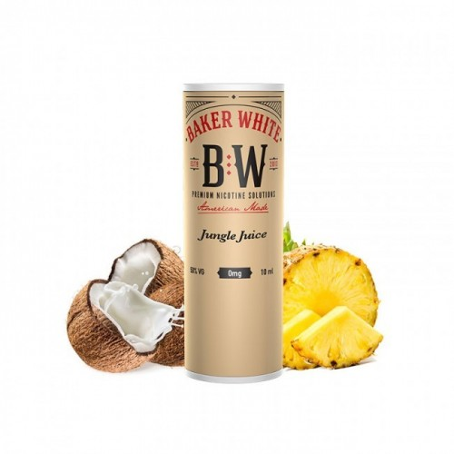 Jungle Juice - Baker White 10ml