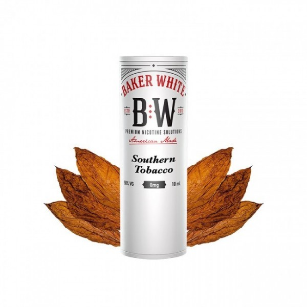 Southern Tobacco - Baker White 10ml