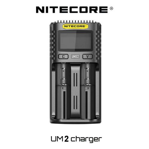 Φορτιστης Nitecore UM2 Charger