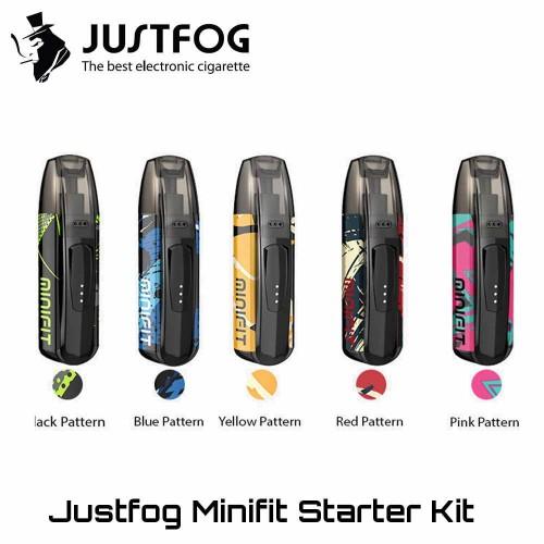 JustFog MiniFit Starter Kit Pattern