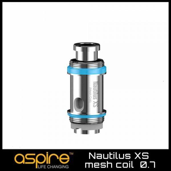 Aspire Nautilus XS Mesh 0.7 Ohm Coils - Ανταλλακτικη Αντισταση