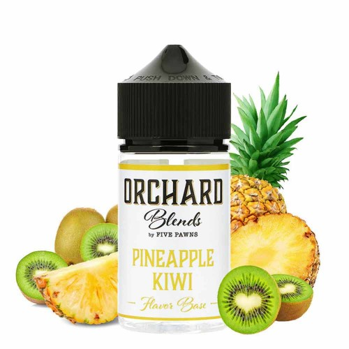Pineapple Kiwi Orchard Blends Five Pawns Mix & Vape 20/60ml