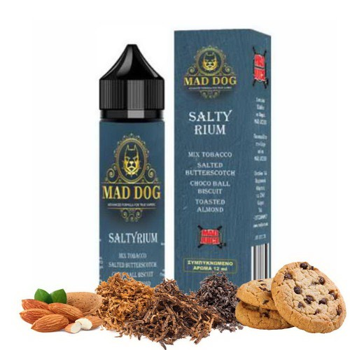 Mad Juice Salty Rium 12ml 60ml μπουκάλι