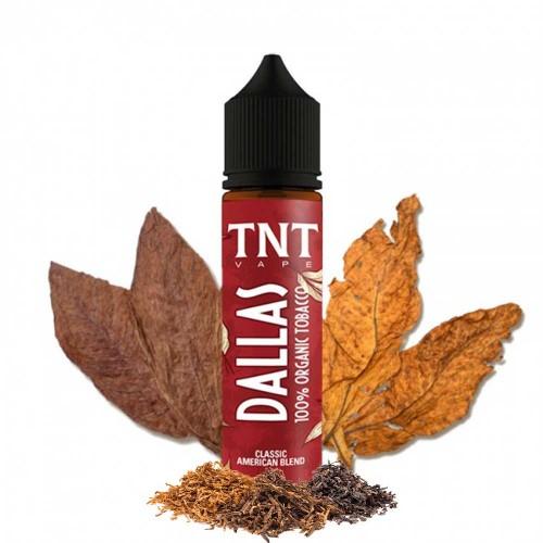 Dallas TNT Flavor Shot 20/60ml