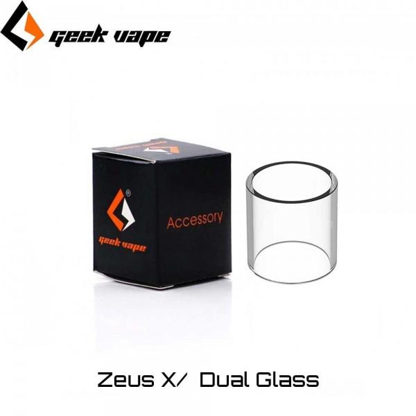 Geekvape Zeus X/ Dual Glass - Ανταλλακτικο τζαμακι