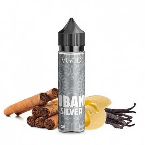 Cubano Silver VGOD Flavor Shot