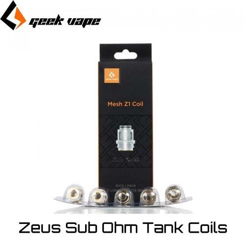 GeekVape Zeus Sub Ohm Tank Coils - Ανταλλακτικη Αντισταση